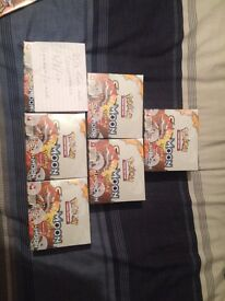 Pokemon Sun and Moon Trading Cards Booster Boxes, decks,packs,mythical boxes etc.