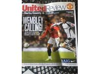 Manchester United review mag