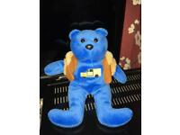 Collectible beanie bear lovely jubbly £10