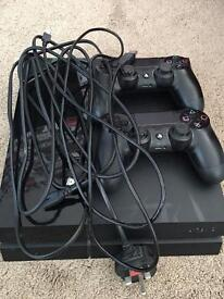Pre-owned PS4 500gb (Console only)