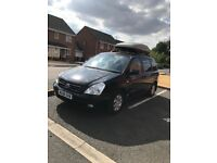 Kia Sedona 7 Seaters for sale with long MOT and very good condition throughout