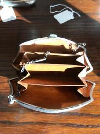 Silver Evening purse
