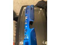 Genuine vauxhall astra H VXR mk5 rear diffuser in Arden blue fits 07+