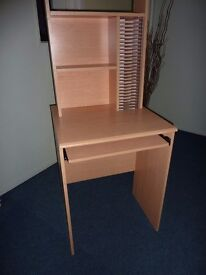 COMPACT COMPUTER TABLE / STUDY DESK **** ALL PROCEEDS GO TO LOCAL REGISTERED CHARITY ****
