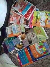 Childcare books and resources