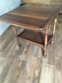 Solid Vintage oak table