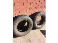 225/75/16 tyres