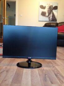 LG - 23 inch HD monitor
