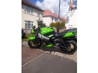 Zx9r e1 streetfighter 2001