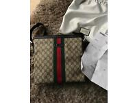 Gucci messenger bag 100% authentic