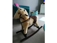 Kids rocking horse for sale good condition 20 pounds or nearest offer