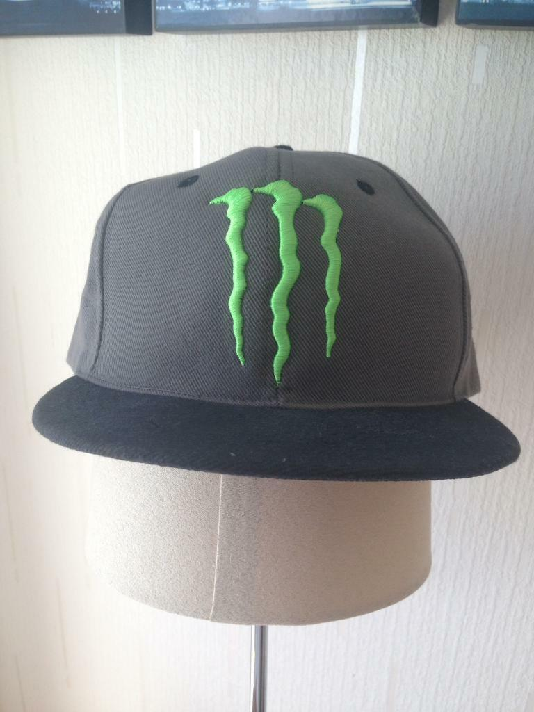 Authentic Monster Energy Athlete cap  0fa1b3bc3fa