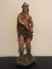 Viking Warrior Statue