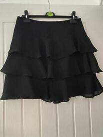 Black Skirt Size 10