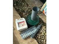 Paraffin Heater for Greenhouse and 4l fuel