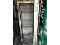 Upright fridge commercial catering kitchen equipment restaurant catering business cafe shop fridge