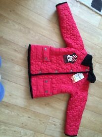 new minnie mouse coat for girls