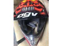 AGV motocross helmet adult