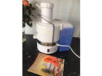 New Jack Lalanne's power juicer