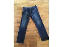 Mens Jeans Red Herring Slim Leg(Waist 30,Leg 30)