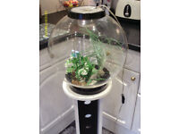 30 LITRE BIORB FISH TANK WITH STAND