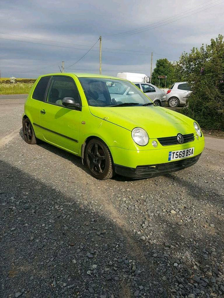 vw lupo 1999 1 0 petrol in stranraer dumfries and galloway gumtree. Black Bedroom Furniture Sets. Home Design Ideas