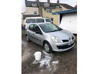 Renault Clio 1.5 dci spares or repairs