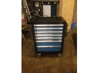 Brand new Tool roll cab and tools