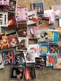 Numerous CD's