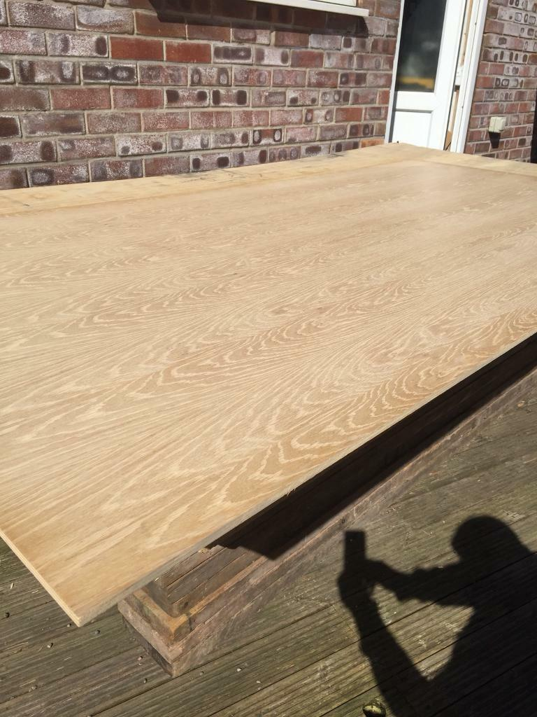3 6mm 8x4 Oak Veneered Plywood Plywood Sheets Plywood