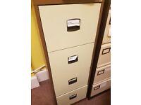 4 drawer filing cabinet #102