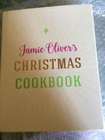 Jamie Oliver cookery book