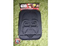 """NEW Star Wars Darth Vader Universal 7- 8"""" Tablet Case – Black"""