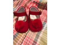 TNY Pom Pom Shoes