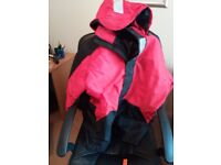 Flotation fishing jacket