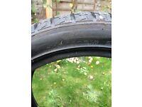Winter tyres 225/40/18 . 245/40/18
