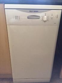 Tricity bendix dishwasher