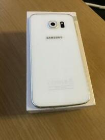 Samsung Galaxy s6 edge 32gb Unlocked pearl white