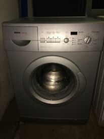 **BOSCH EXXCEL 1400S WASHING MACHINE 6KG 1400 SPIN ENERGY RATING: A+**COLLECTION\DELIVERY*NO OFFERS