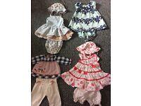 Designer baby 9-12 months Catimini, kendo etc