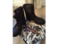 Blundstone Safety work boots New and boxed size 8