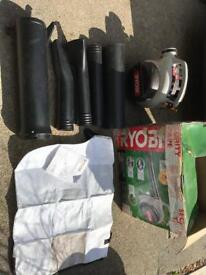 Ryobi PVB-30 Petrol Blower Vac