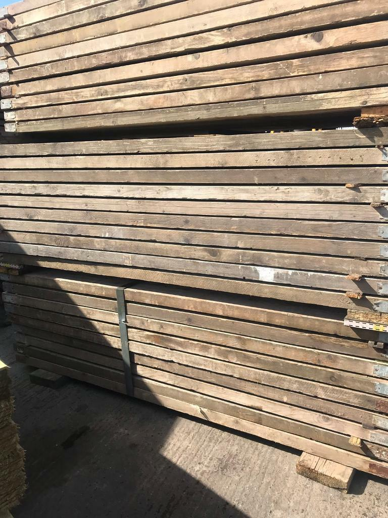 Used scaffold boards planks 63mm | in Holmes Chapel, Cheshire | Gumtree