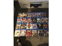 PS4 games x24