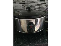 VonShef slow cooker