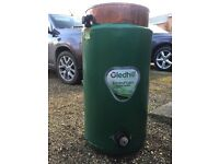 Gledhill combination hot/cold water cylinder with immersion heater
