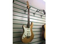 Yamaha Pacific left handed electric guitar