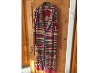MONSOON MULTI-COLOURED CARDIGAN SIZE 14 - EXCELLENT CONDITION