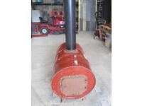Oil Drum Garden Incinerator Heater