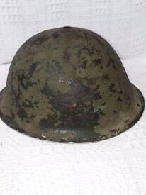 WW2 D Day helmet